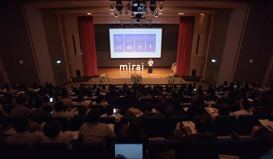 満員御礼!mirai HR Forum 2018 を開催しました。のサムネイル