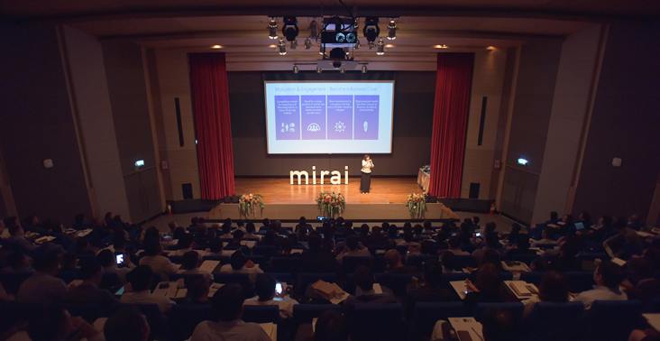 NBS mirai HR forum 2019 – Attracting Future Talent –の画像