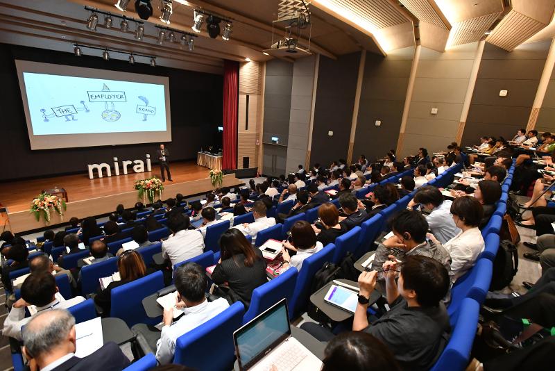 満員御礼!NBS mirai HR forum 2019 開催しました。のメイン画像