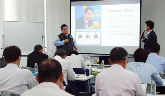 巨大財閥と米中貿易摩擦、経済を支える4つのエンジンとは?「タイの経済を知る」開催のサムネイル