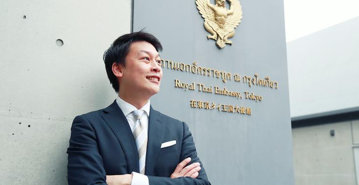 mirai talk|ガンタトーンに聞く!『タイ人と働く2020年』の画像