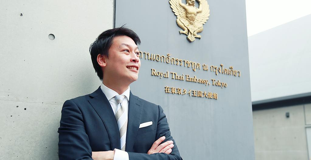 mirai talk|ガンタトーンに聞く!『タイ人と働く2020年』のサムネイル